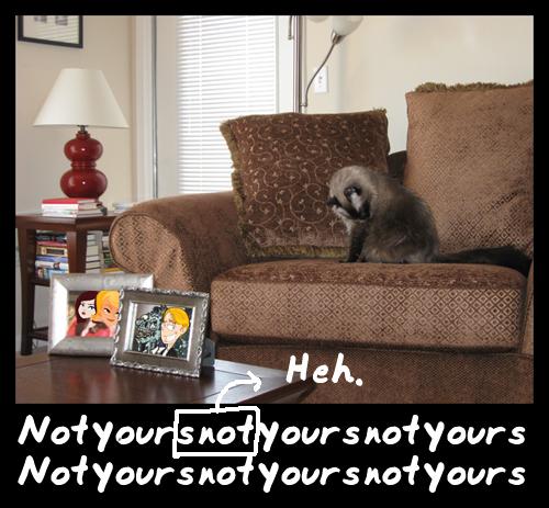 Notyours